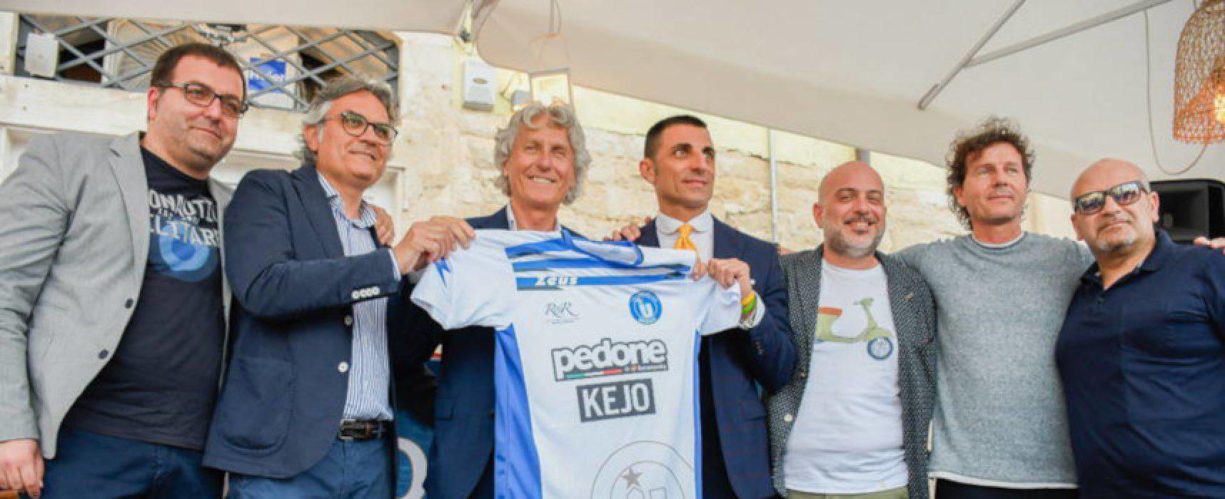 """L'Unione Calcio presenta Aldo Papagni: """"Scelto un progetto accattivante"""""""