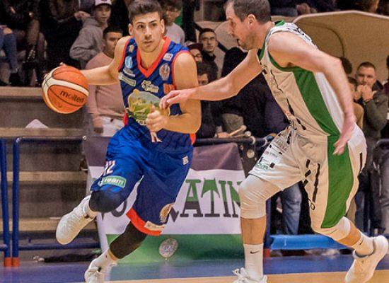 Lions Basket Bisceglie, rinnovo biennale per Cantagalli