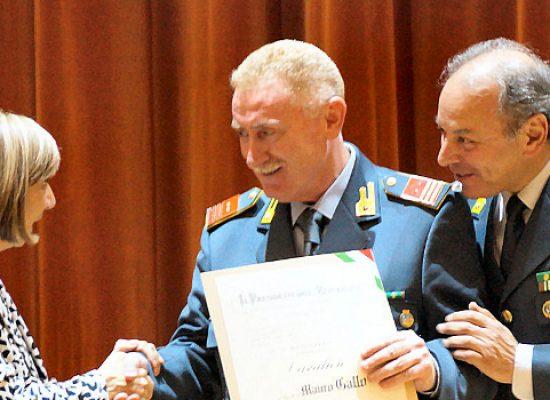 Onorificenze al merito della Repubblica, insignito luogotenente biscegliese