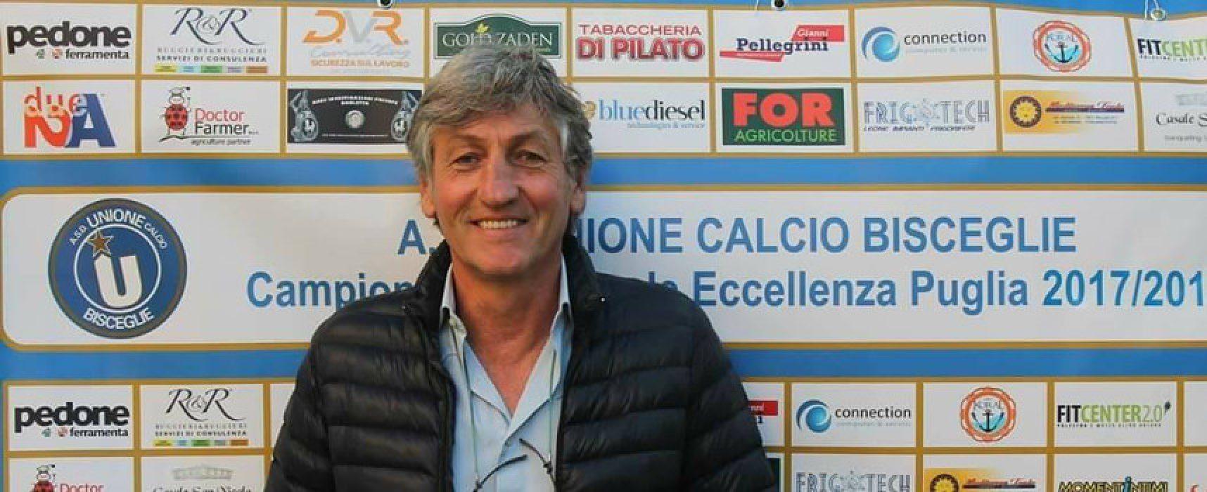 Renzo Ferrante non sarà il responsabile del vivaio Unione Calcio nella prossima stagione