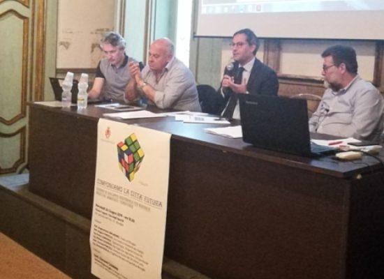 """""""Componiamo la città futura"""", Giannini: """"Necessario operare in maniera coordinata"""""""