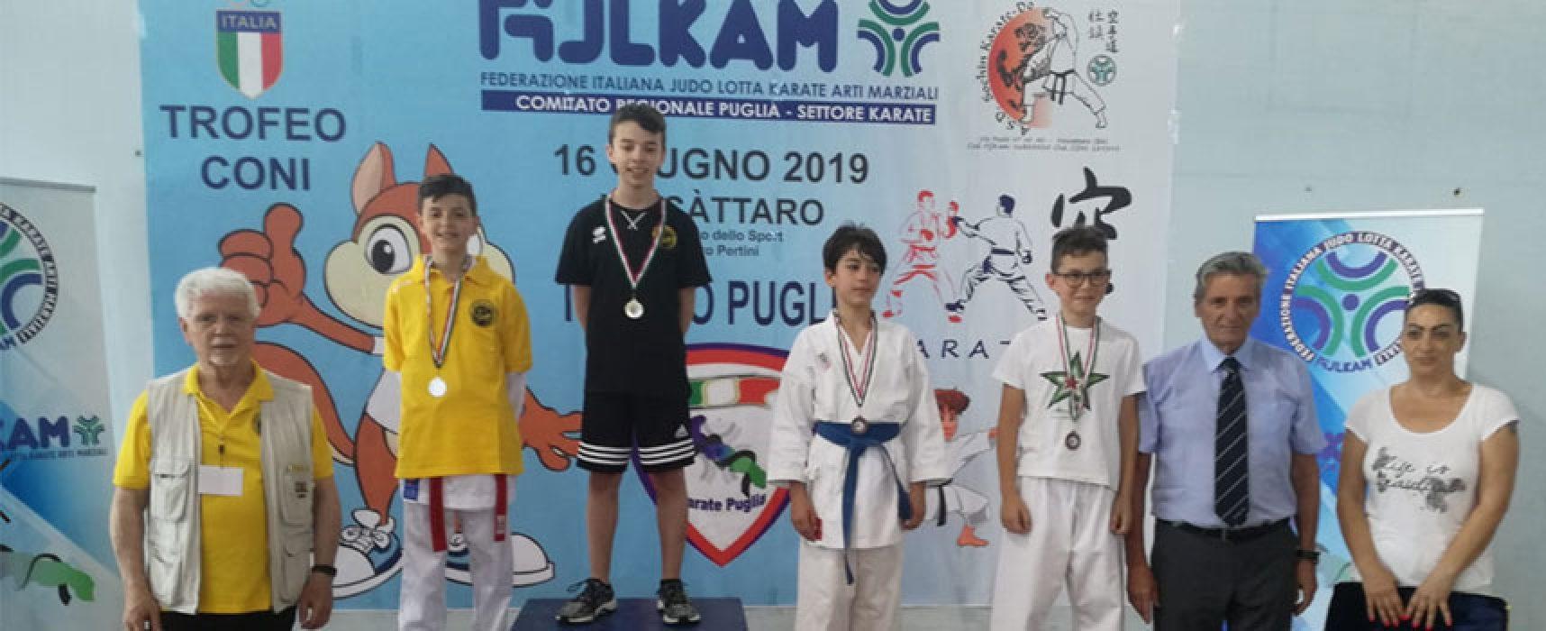 Karate, il biscegliese Papagni stacca il pass per le finali nazionali di Crotone