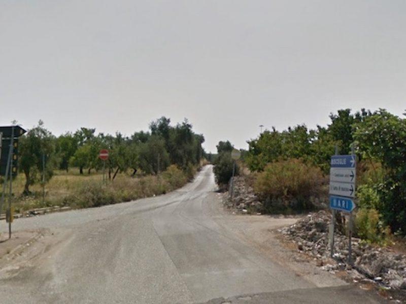 Strada Lama di Macina, al via lavori di ampliamento stradale