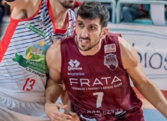 Mathias Drigo torna in forza ai Lions Bisceglie