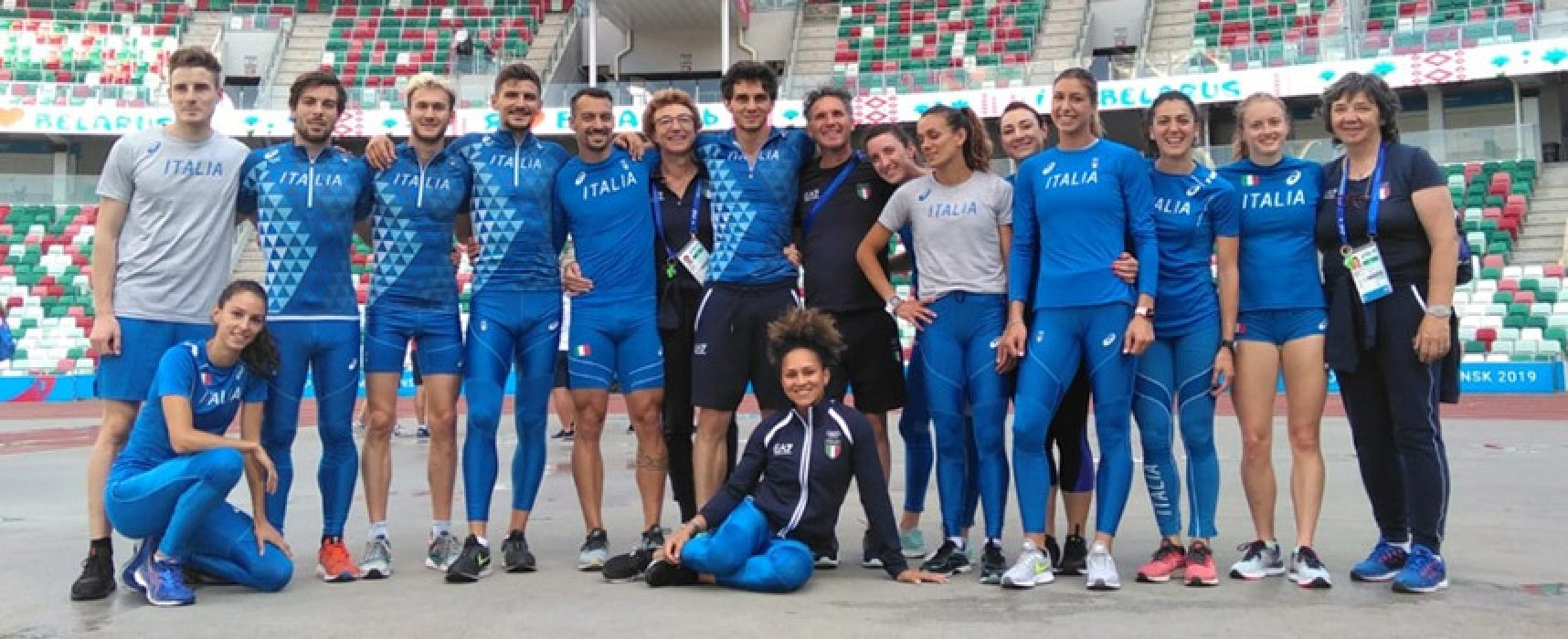 Giochi Europei di Minsk: Haliti in finale con la 4×400 mista