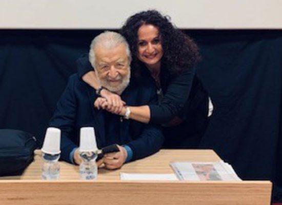 """La biscegliese Rossella Di Liddo protagonista del film """"Lontane ma vicine"""""""