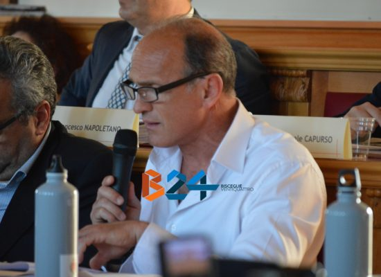 Amendolagine non parteciperà ai lavori Prima Commissione consiliare, a rischio numero legale