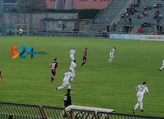 """Bisceglie sconfitto a Lucca, ma i giochi salvezza si decideranno al """"Ventura"""""""