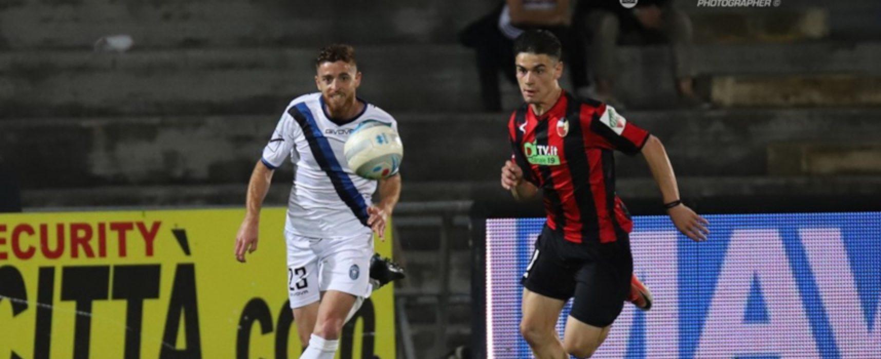 Rigori fatali, il Bisceglie Calcio retrocede in Serie D