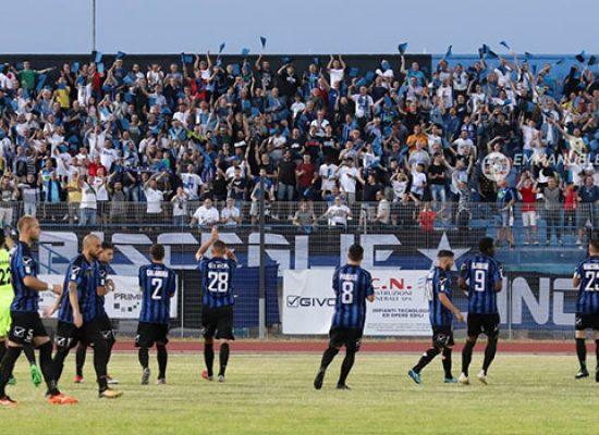 Bisceglie Calcio riammesso in C, si attende solo l'ufficialità