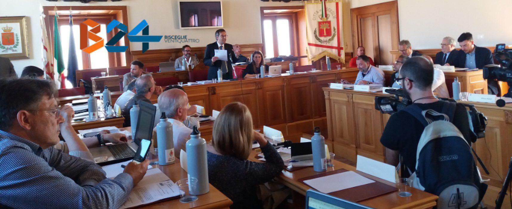 Consiglio comunale all'insegna del riconoscimento di debiti fuori bilancio