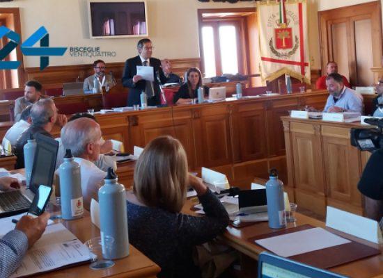 Torna a riunirsi il consiglio comunale, tre i punti all'ordine del giorno