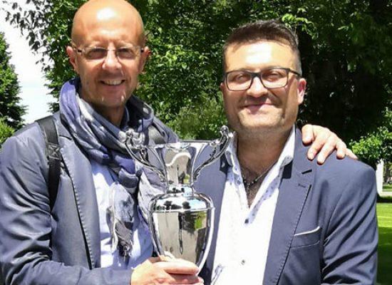 """La Diaz vince la Coppa Disciplina di B, Cortellino: """"Dedicata a Mimmo Di Lecce"""""""