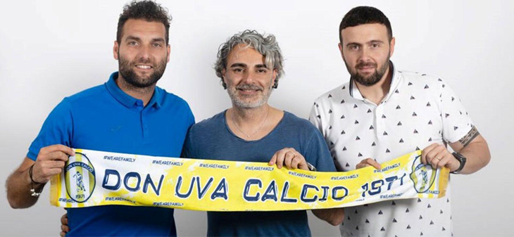 Il Don Uva ha scelto il suo tecnico, ufficiale l'arrivo di Domenico Capurso