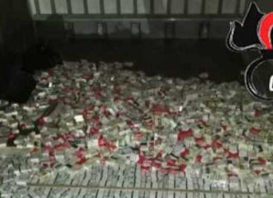 Contrabbando sigarette, cinque arresti a Bisceglie