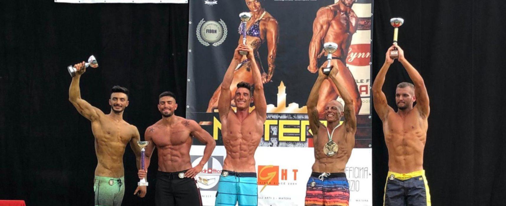 Il biscegliese Di Liddo trionfa alle selezioni Campionati Italiani Fitness Body Building