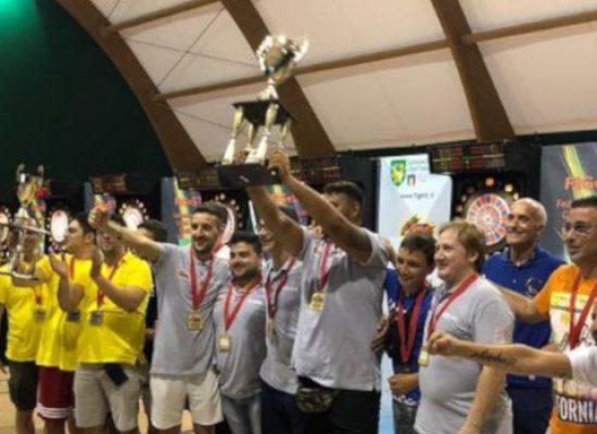 Successo per le finali provinciali e trofeo Coni di freccette al PalaCosmai