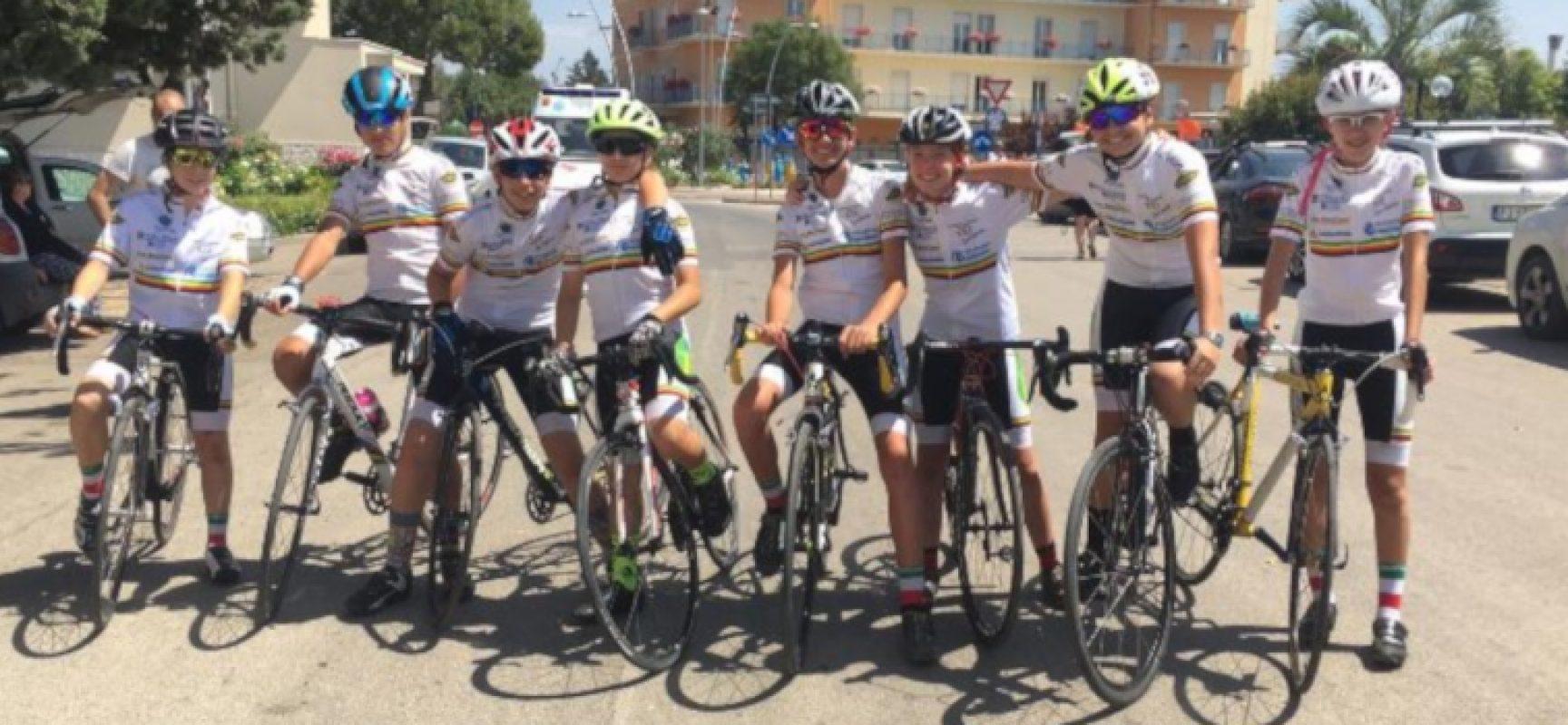 Polisportiva Cavallaro: ottimi risultati nelle gare di ciclismo e paraciclismo del weekend