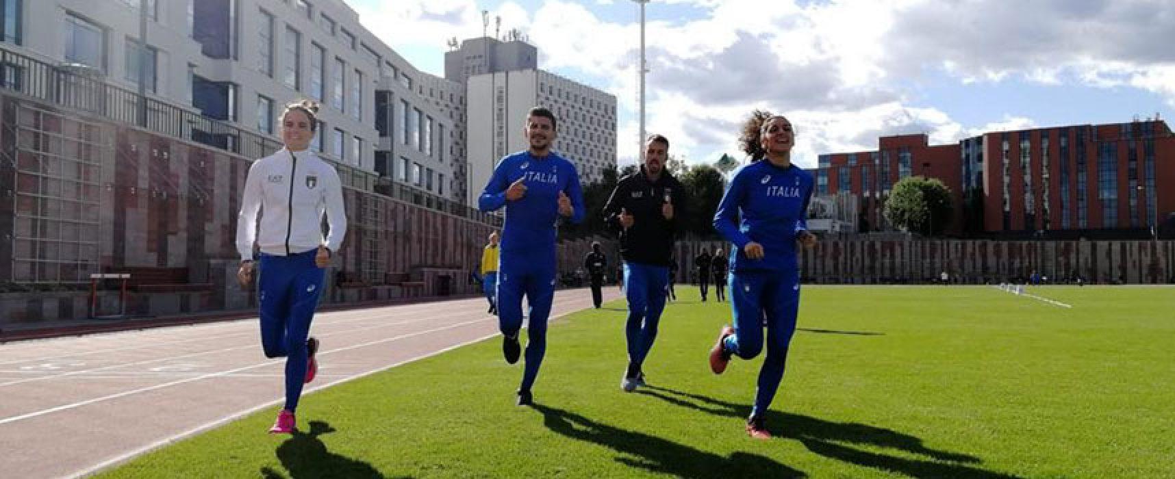 Giochi Europei, Haliti sfiora il podio in finale con la 4×400