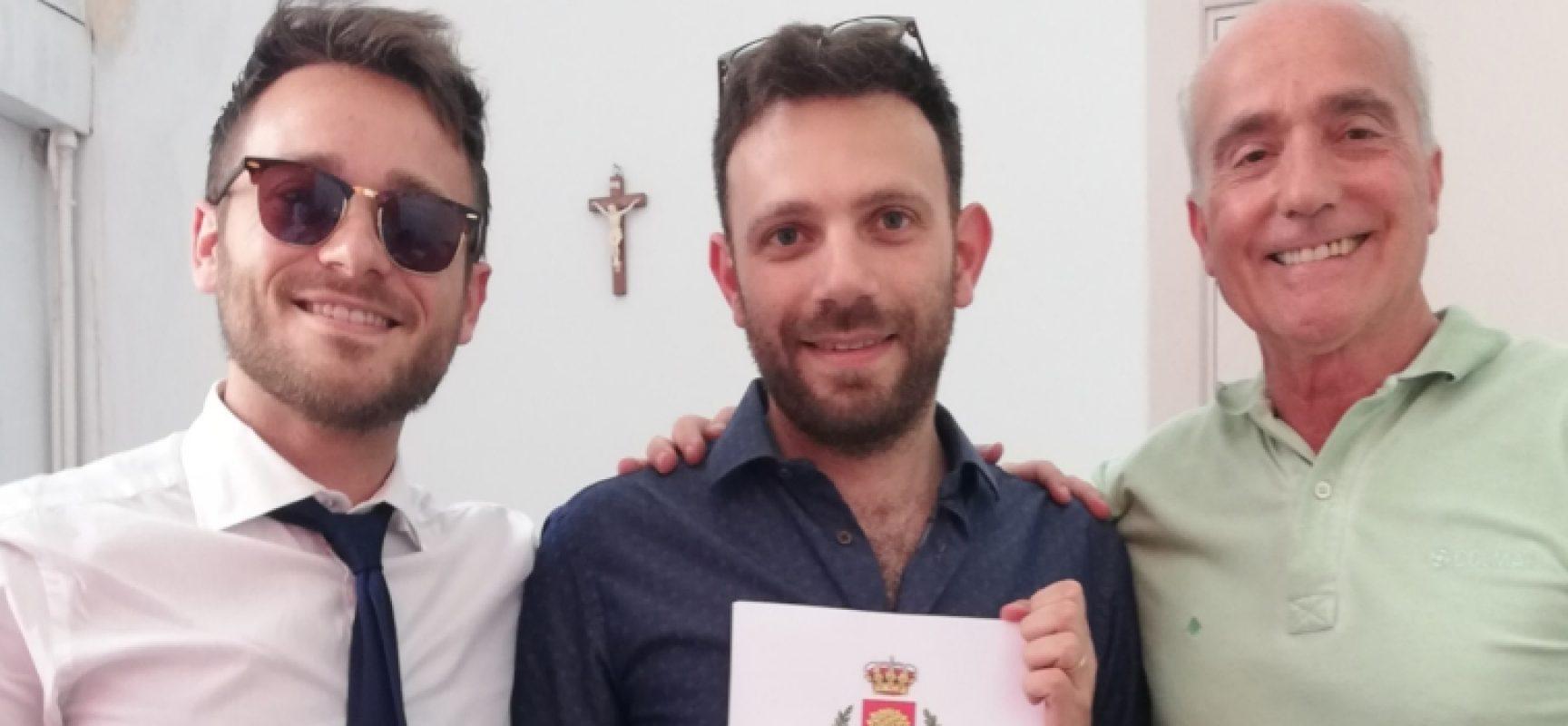 """Parte iter per adozione regolamento affidamento incarichi, Losapio: """"Grande novità per il Comune"""""""