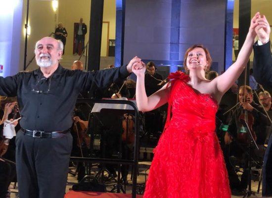 """Il tenore Monopoli e il soprano Montini tra i protagonisti del """"Magico mondo dell'Operetta"""""""