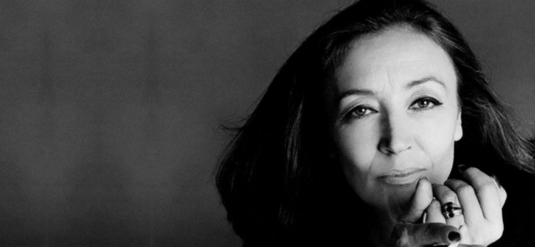 """Esther Basile presenta """"Oriana Fallaci Indomabile"""" a Palazzo Tupputi"""