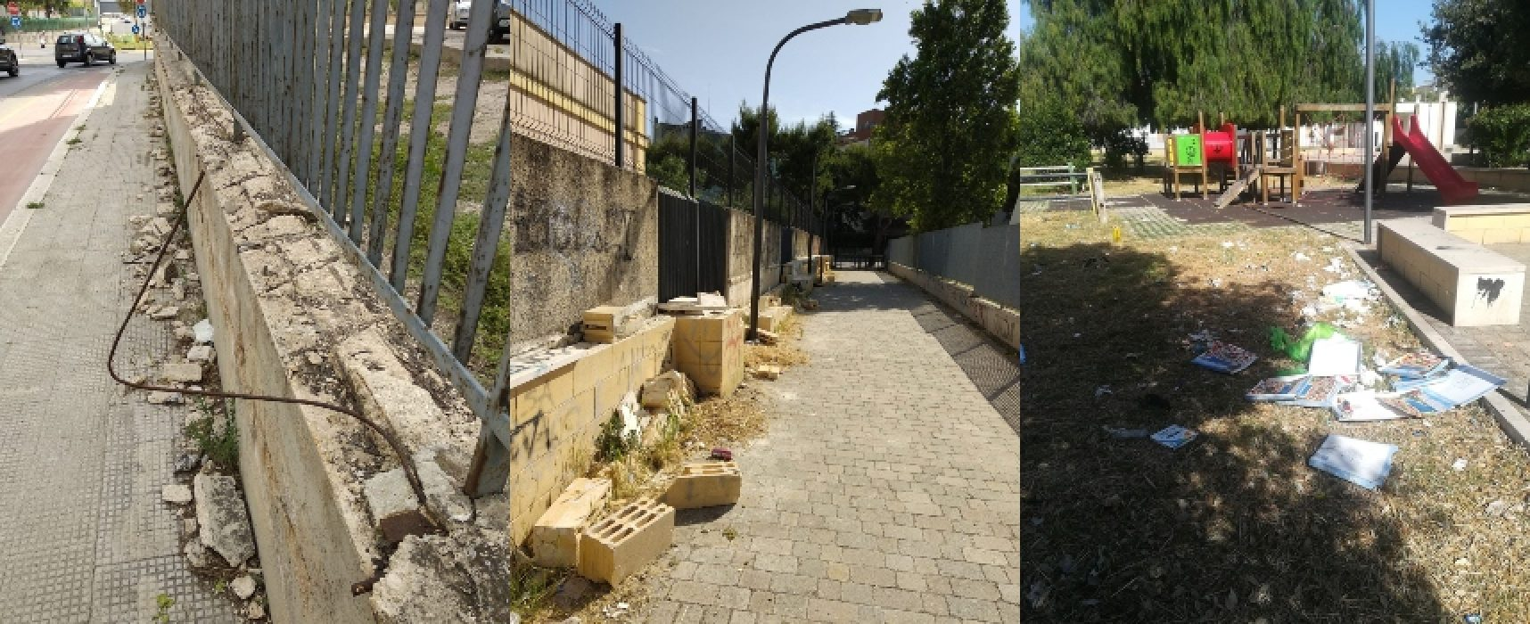 """Marco Di Leo denuncia: """"Periferie abbandonate dall'amministrazione comunale"""""""