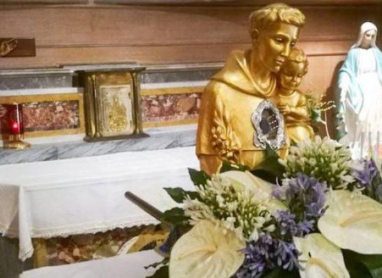 Accolte a Bisceglie le reliquie di Sant'Antonio arrivate da Padova