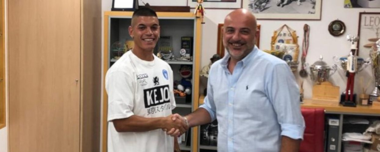 L'Unione Calcio si rinforza in attacco: arriva Cicerello, resta Ingredda