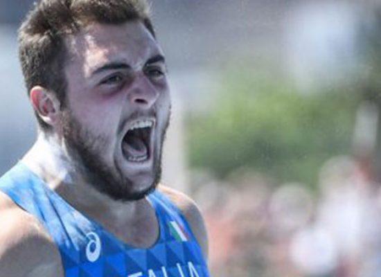 Carmelo Musci ottavo nel disco agli Assoluti di atletica leggera