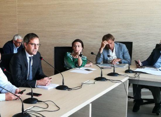 Ospedale: audizione del Sindaco Angarano in Commissione regionale Sanità