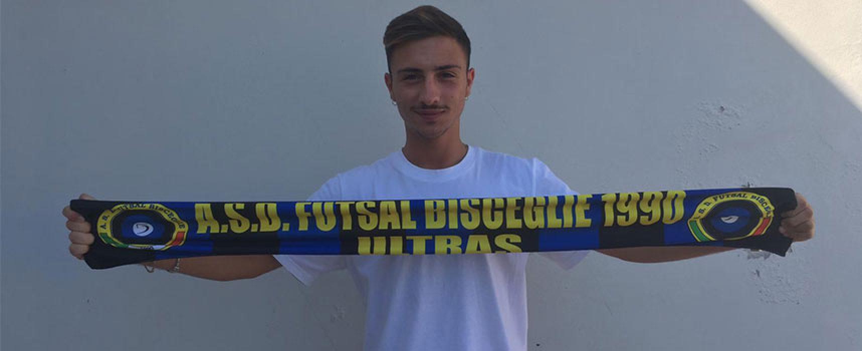 Mitrotta completa il reparto portieri del Futsal Bisceglie