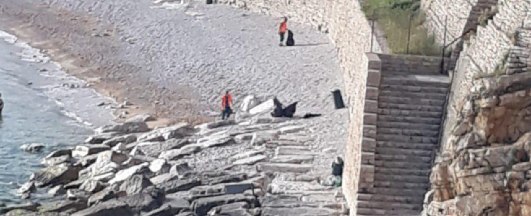Finanziamento regionale di 28mila euro per pulizia spiagge
