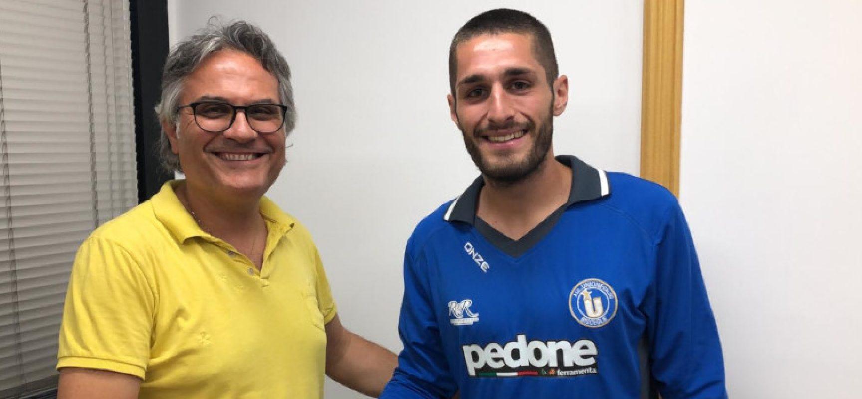 Unione Calcio, Luigi Zinetti è il primo acquisto della nuova stagione