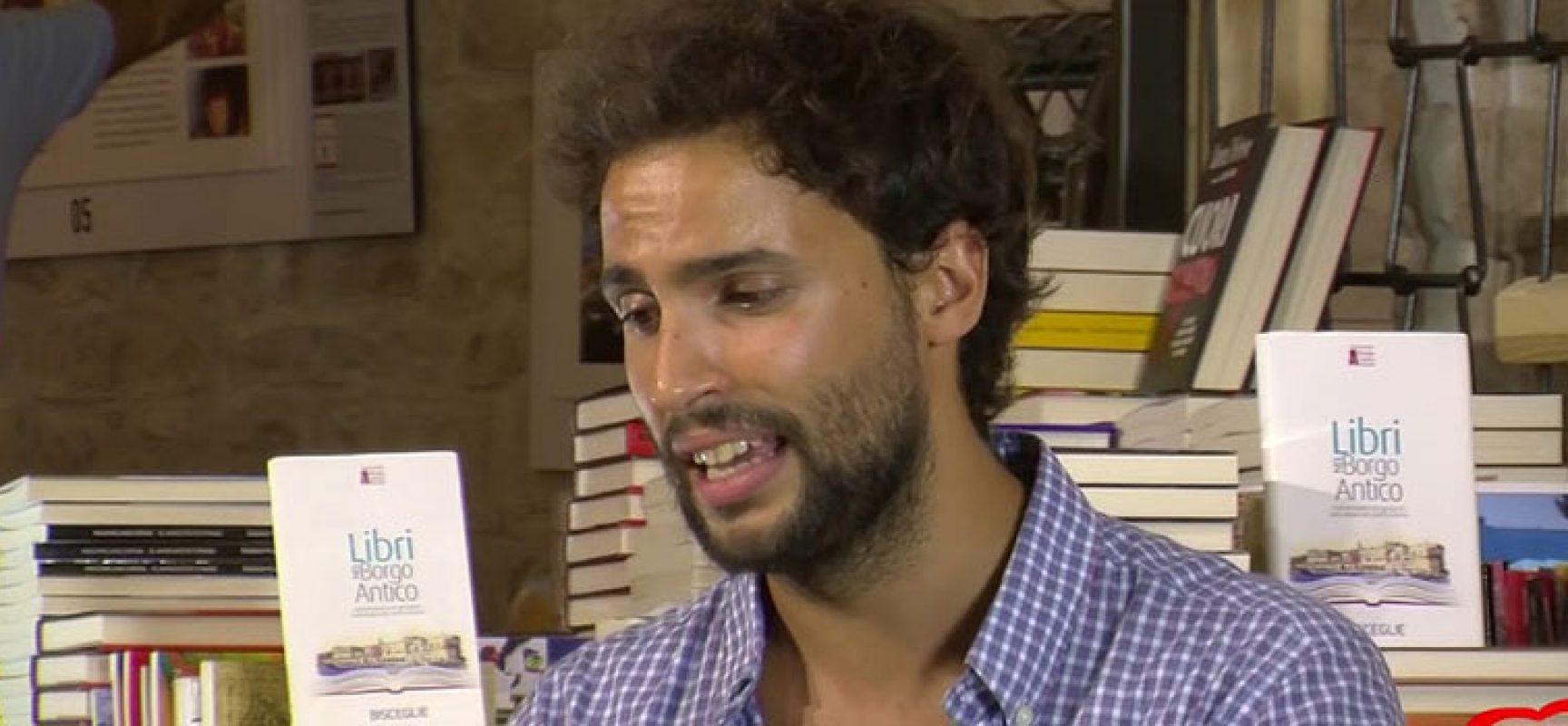 """#FuoriCartellone Libri nel Borgo Antico, Agostino Petroni presenta """"Memoria Nueva"""""""