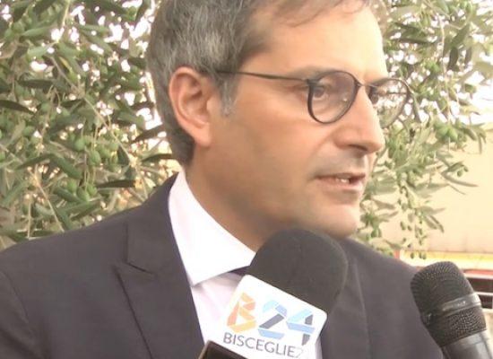 Bisceglie Calcio riammesso in Serie C, il commento del sindaco Angarano /VIDEO