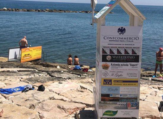 Partito oggi progetto Spiagge Sicure, bagnini presenti su quattro spiagge della costa biscegliese