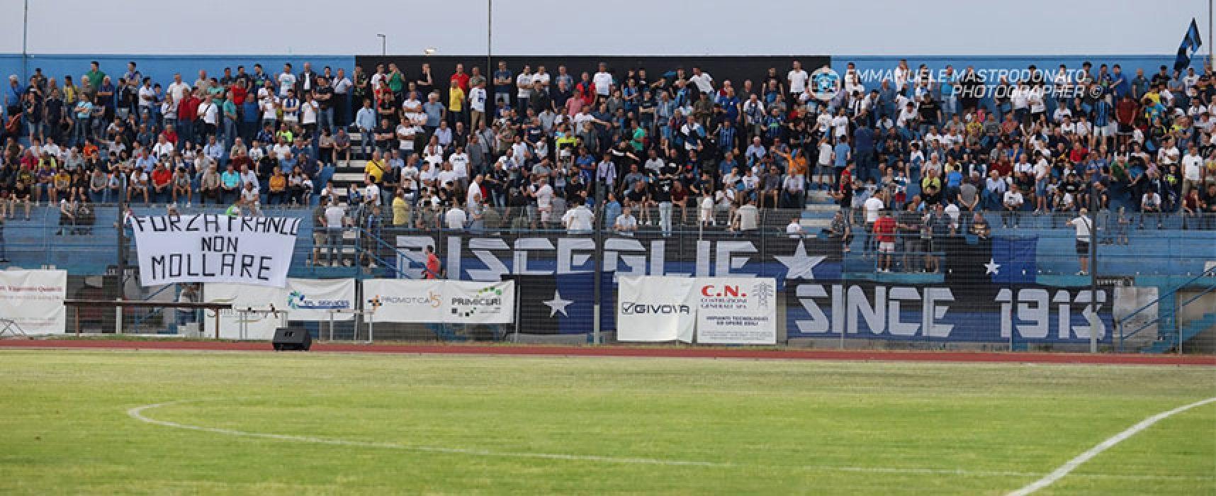 Composti i gironi di Serie C con il girone C a 19 squadre, il Bisceglie Calcio spera