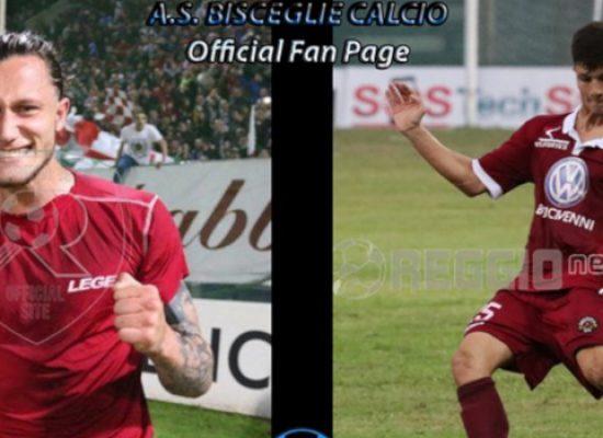 Altri innesti per il Bisceglie Calcio, presi Mastrippolito e Ungaro, torna Dellino