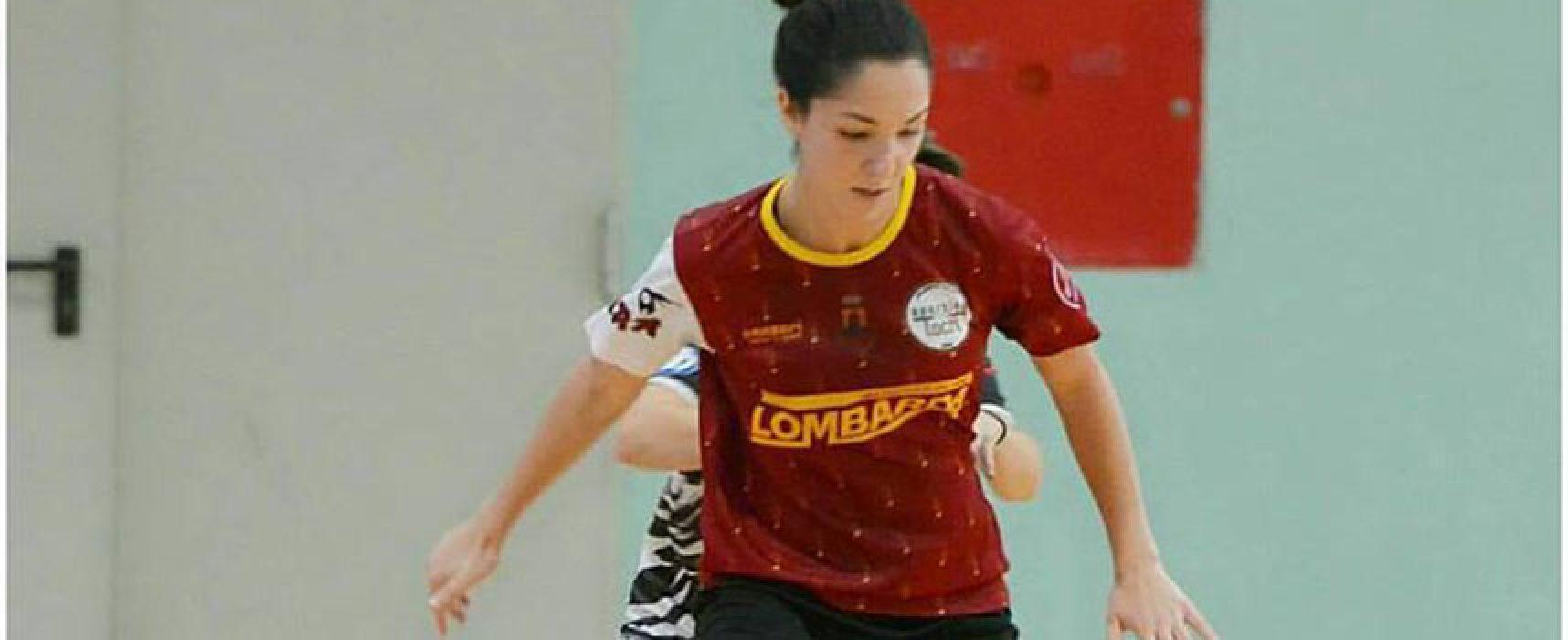 Federica Marino new entry in casa Bisceglie Femminile