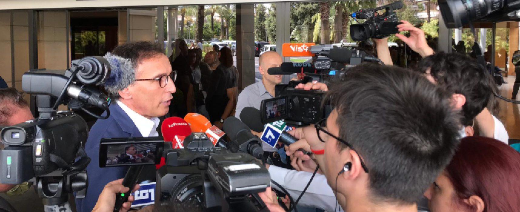 Pd, Boccia coordinatore del dipartimento economia e società digitale / VIDEO