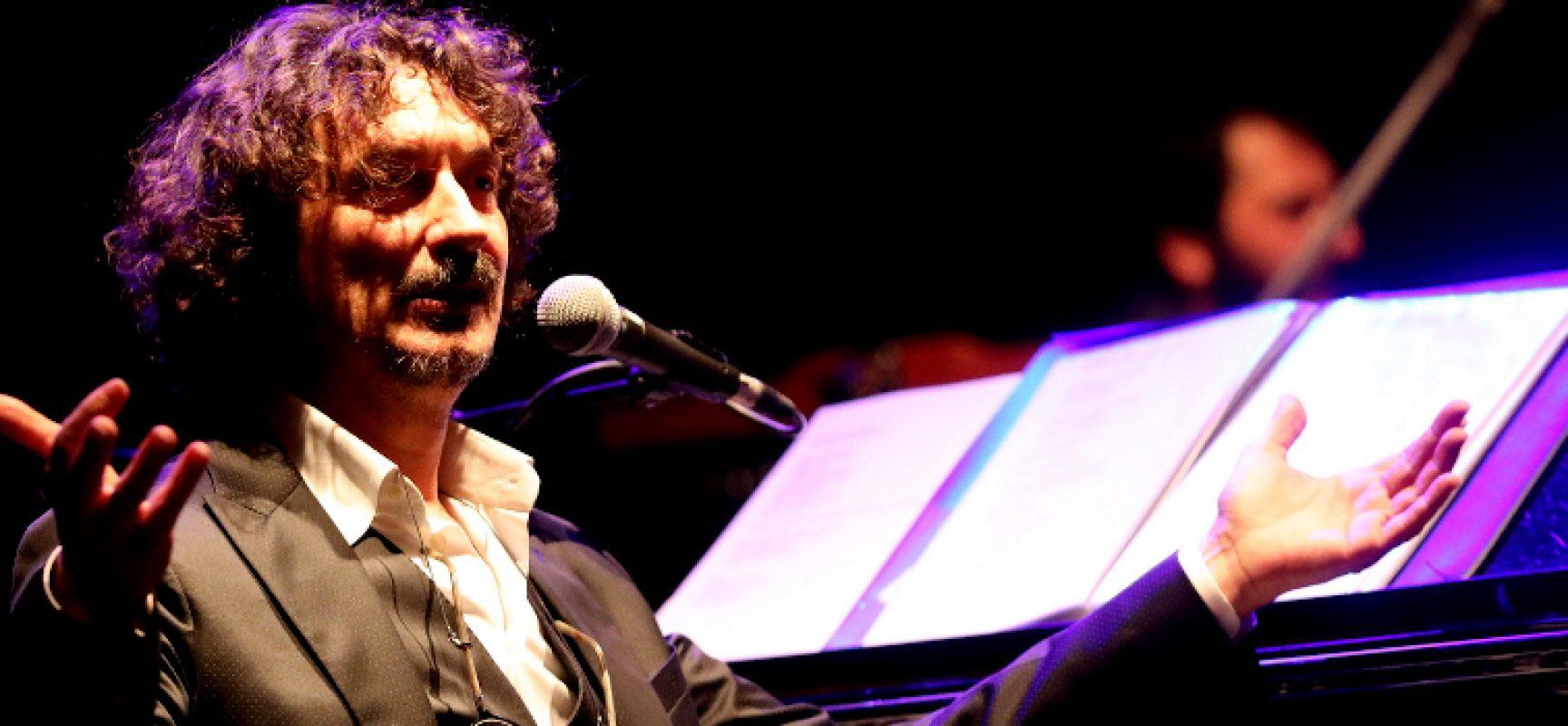Estate biscegliese, Sergio Cammariere in concerto a Bisceglie tra pop, blues e jazz