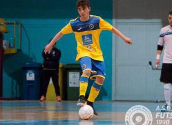 Futsal Bisceglie, rinnovo anche per il giovane Cassanelli