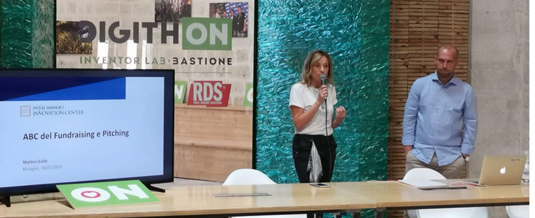 Digithon 2019, conclusa la giornata di formazione dedicata alle startup