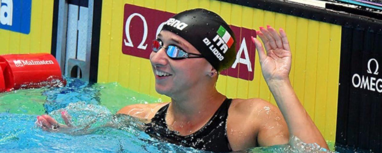 Elena Di Liddo vola nei 100 farfalla e centra l'accesso alla finale