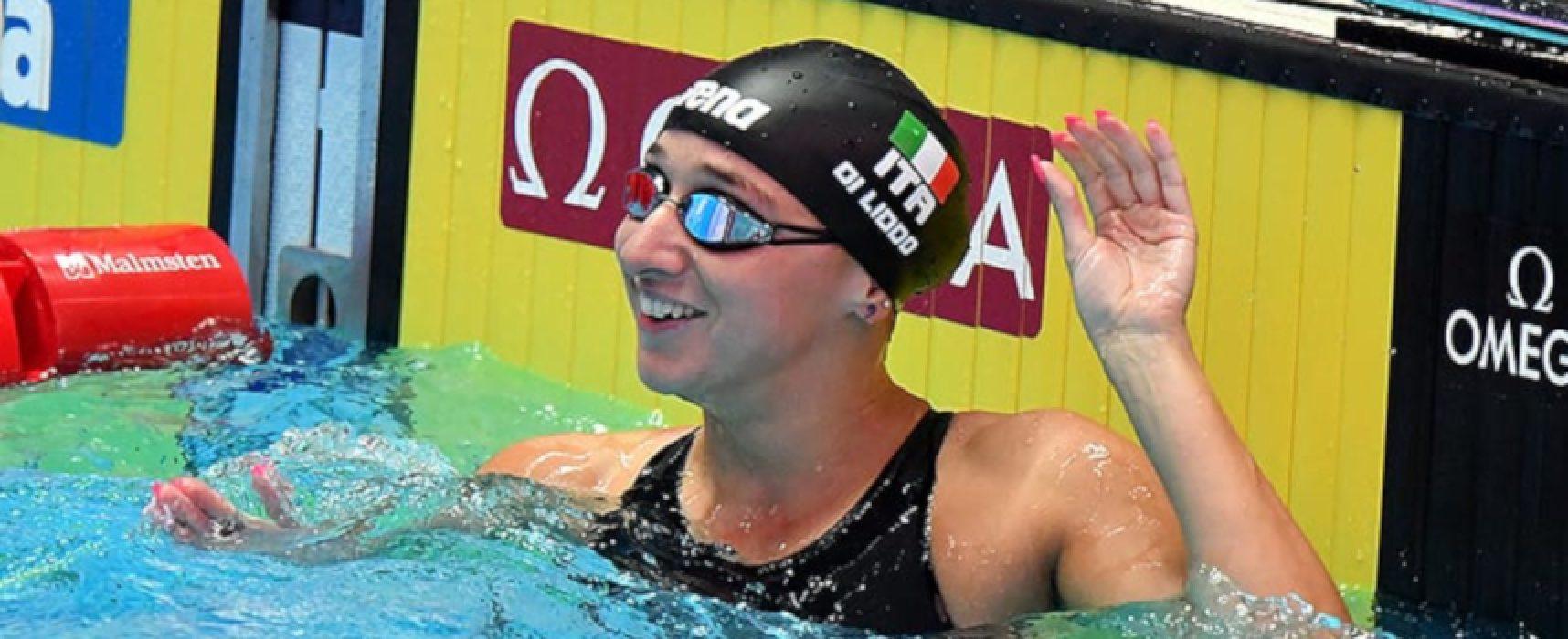 Elena Di Liddo inaugura il 2020 con la Champions Swim Series in Cina