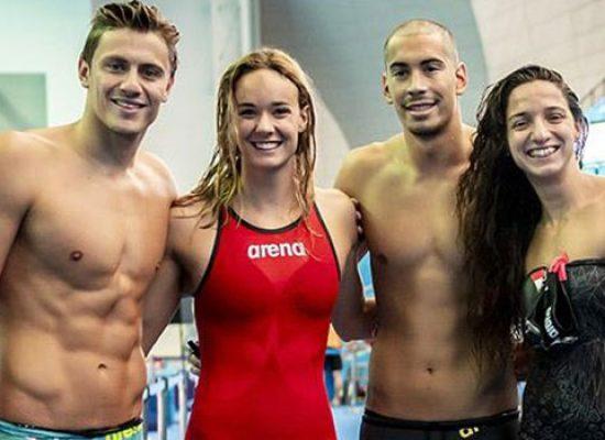 Elena Di Liddo: ancora record e finale mondiale con la staffetta mixed