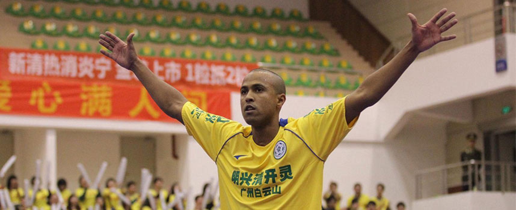 Il mercato del Futsal Bisceglie non si ferma, preso Eli Junior