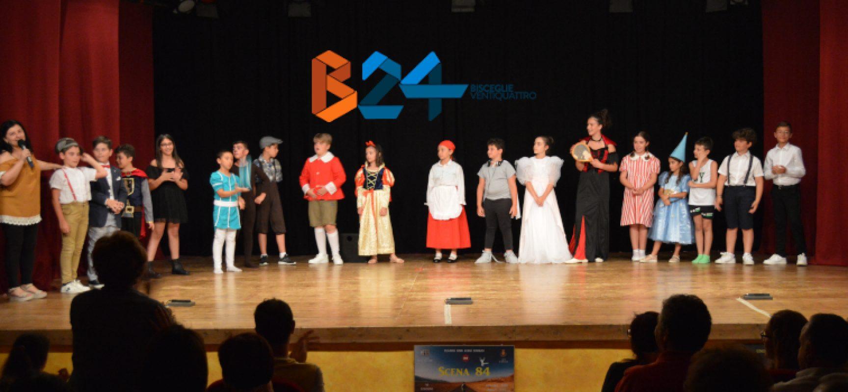 """""""Favolescion"""", i Teatranti Junior invitano a credere ancora nelle favole / FOTO"""