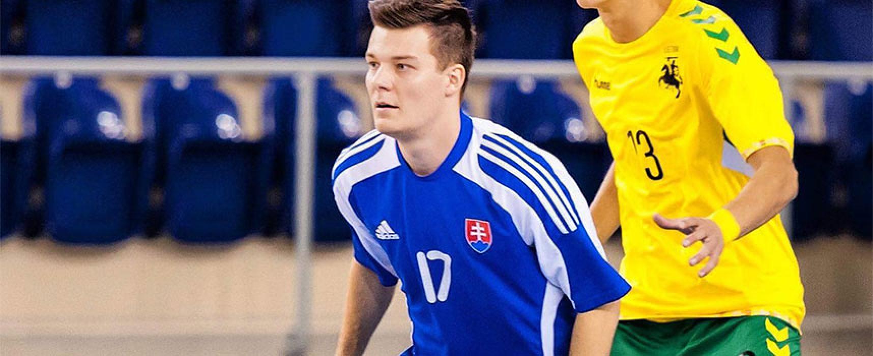 Lo slovacco Turek altro tassello del Futsal Bisceglie in attesa del ripescaggio in A2
